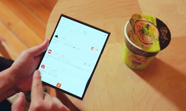 Первый складной смартфон Xiaomi уже не за горами
