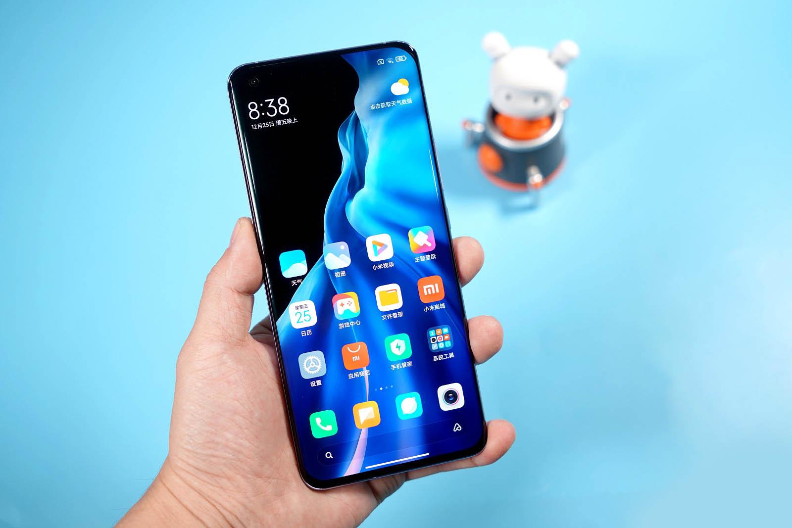 Анонс Xiaomi Mi 11 - первый на Qualcomm Snapdragon 888