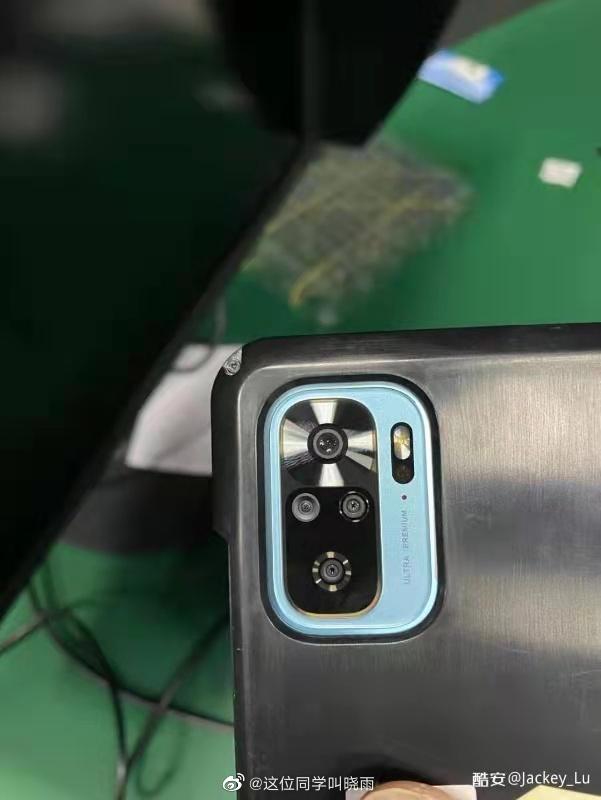 Смартфон Redmi K40 показали на первых реальных фото