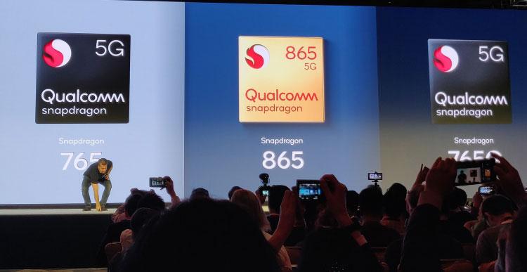 Состоялся анонс чипсета Qualcomm Snapdragon 765G