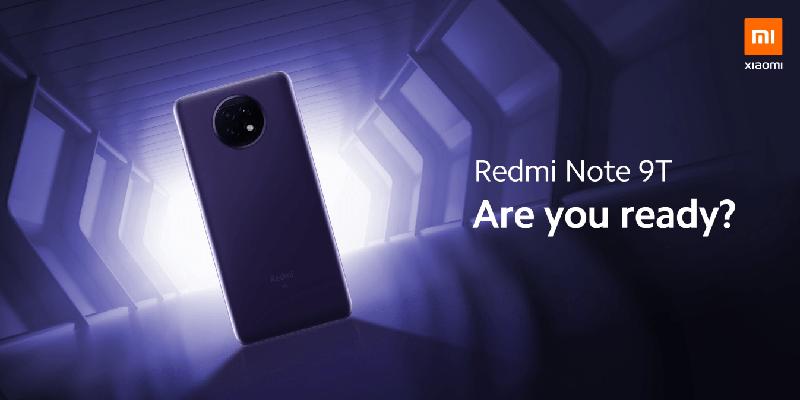 Redmi Note 9T получит чип MediaTek Dimensity 800U
