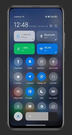 В оболочку MIUI 12.5 добавили ещё несколько нововведений