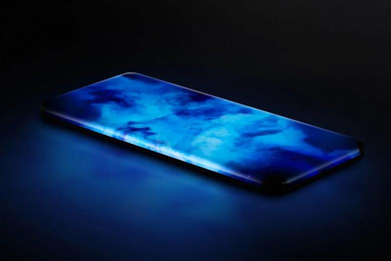 Xiaomi представила амбициозный концепт смартфона