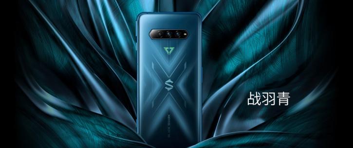 Xiaomi представила игровые смартфоны серии Black Shark 4