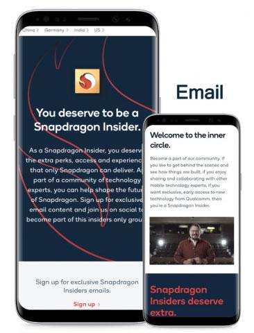 Qualcomm открыла клуб любителей чипов Snapdragon