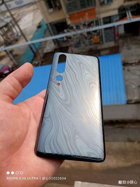 Xiaomi Mi 10 Pro Damascus