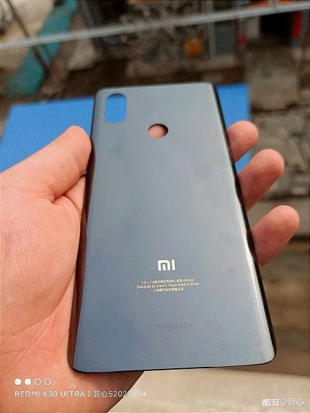 Xiaomi Mi 8 Ceramic Black (2018)