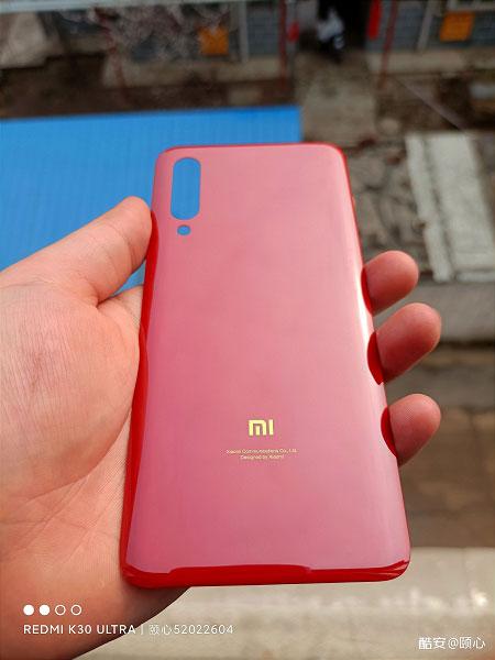 Xiaomi Mi 9 Red Ceramic (2019)