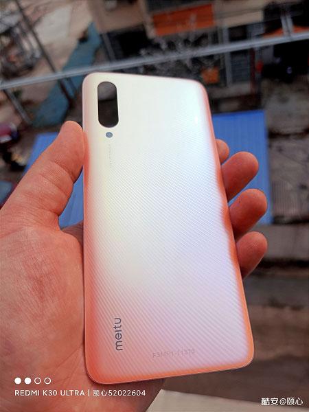 Xiaomi Mi CC9 Meitu Edition Shell Powder (2019)