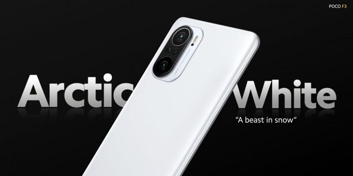 Анонс Poco F3 - чип Qualcomm Snapdragon 870 за €349