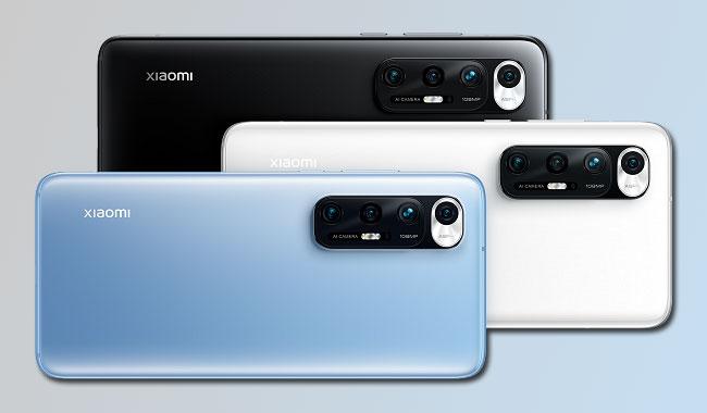 Состоялась премьера смартфона Xiaomi Mi 10S