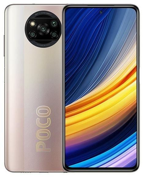 Новые рендеры и подробности о смартфоне Poco X3 Pro