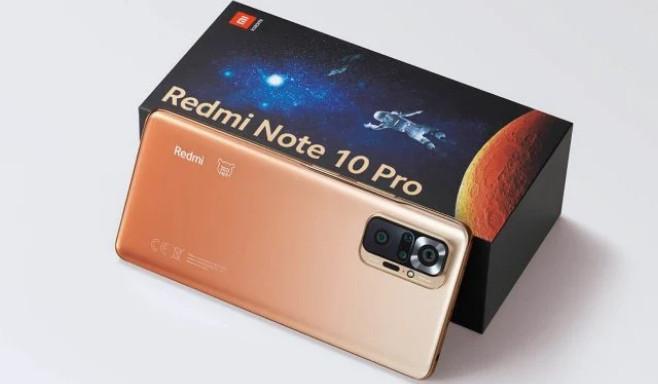 Redmi Note 10 Pro Mi Fan Festival